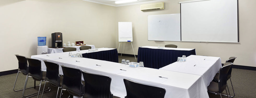 Conference rooms are WiFi enabled and there is plenty of free off street car parking for delegates.